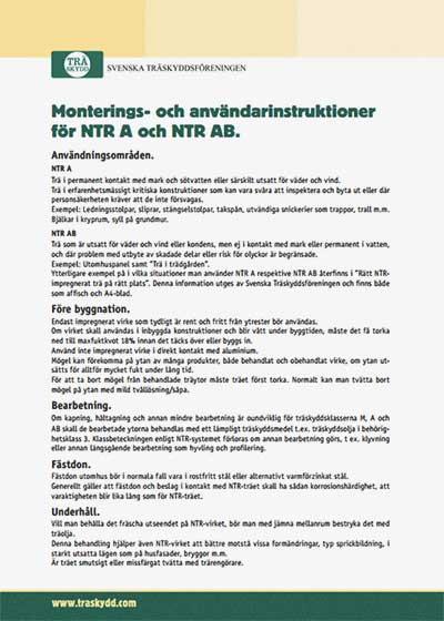 infoblad-traskydd-användarinstruktioner-ntr