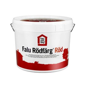 Falu Rödfärg, röd 10L