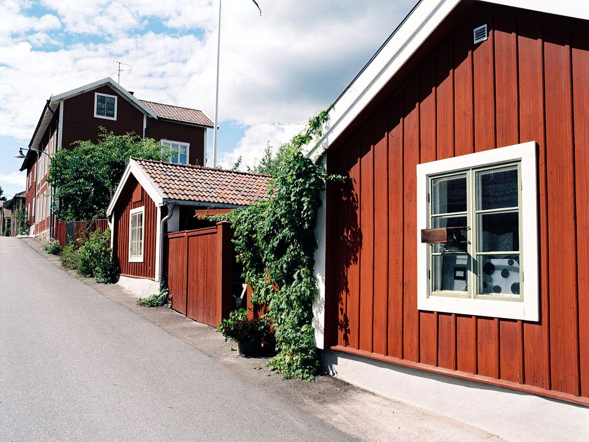 Splitter nya Falu Rödfärg, Röd | Stora Gölhults Byggvaror BS-41