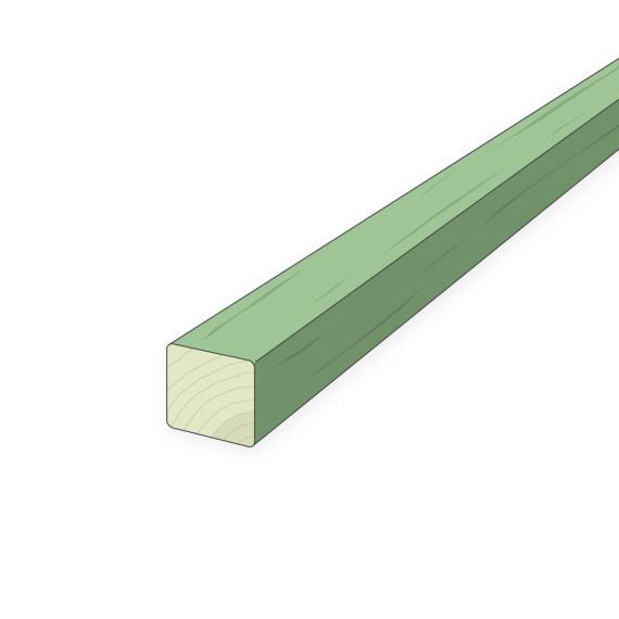 Regel 45x45 mm NTR AB