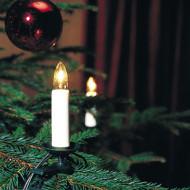 Julgransbelysning 16-ljus, inomhus