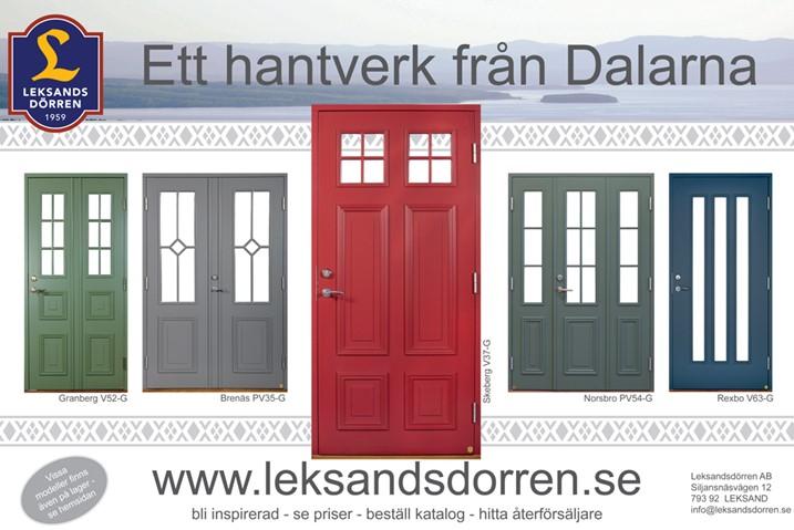 Leksandsdörren