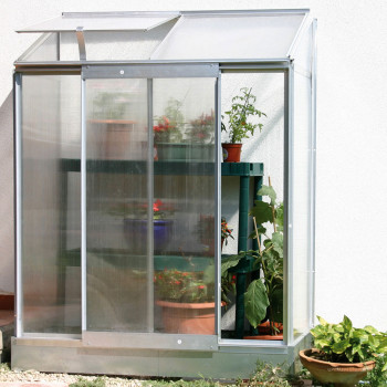 Växthus Multiline Lean-To 0,9 m²