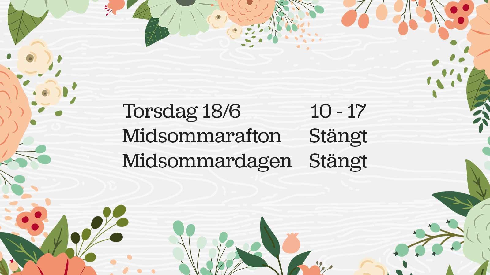 nyheter-blogg-2015-öppettider-midsommar