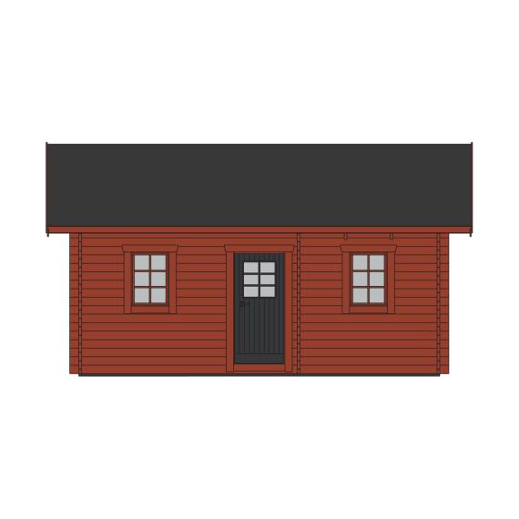 Bure Loftstuga 25 + 10 m²