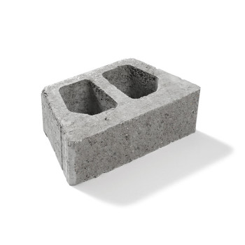 Brilliant Normalblock, naturgrå